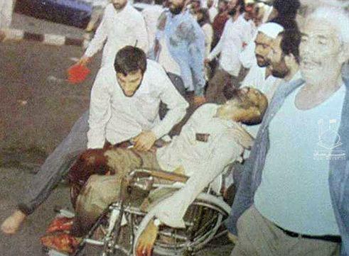 کشتار مسلمانان در مراسم حج سال 1366 | شهید رحیمی